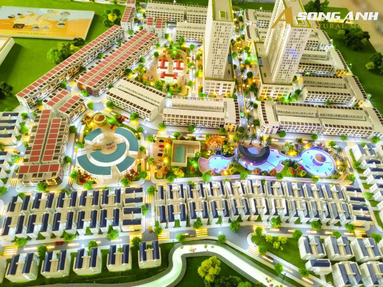 Bất động sản tại Vũng Tàu - Phú Mỹ Gold City