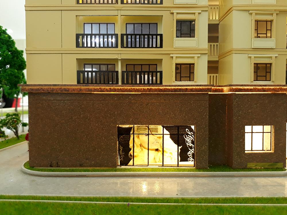 Hình ảnh mô hình golf view palace