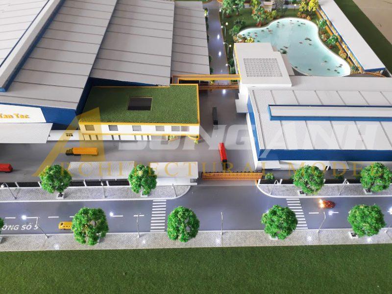 làm mô hình cho các dự án bất động sản