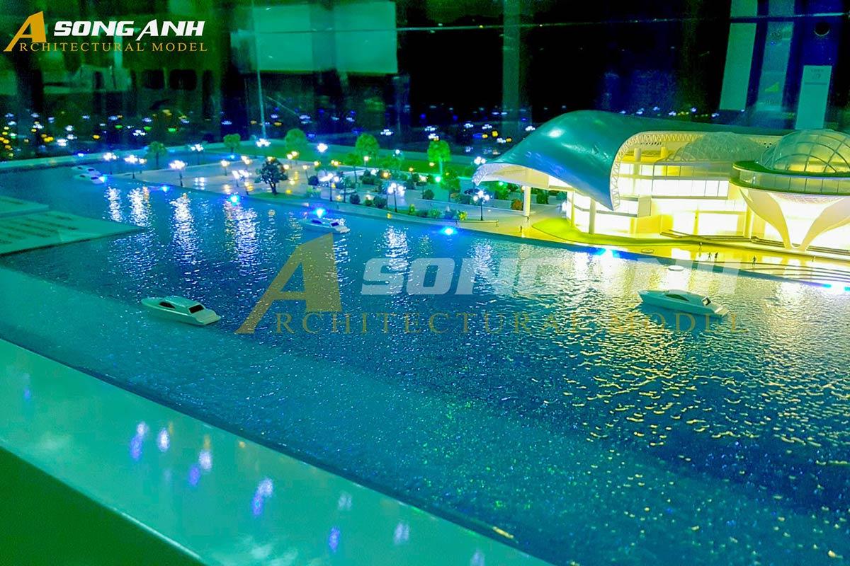 cảng khách tại Cần Thơ