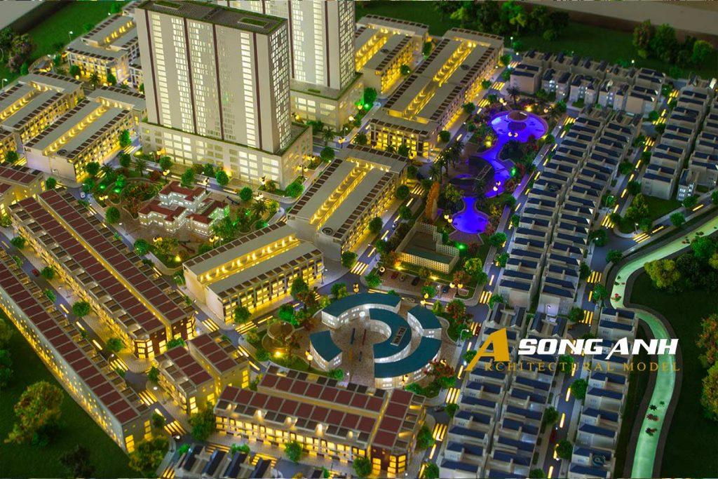 Sa bàn KĐT Phú Mỹ Gold City