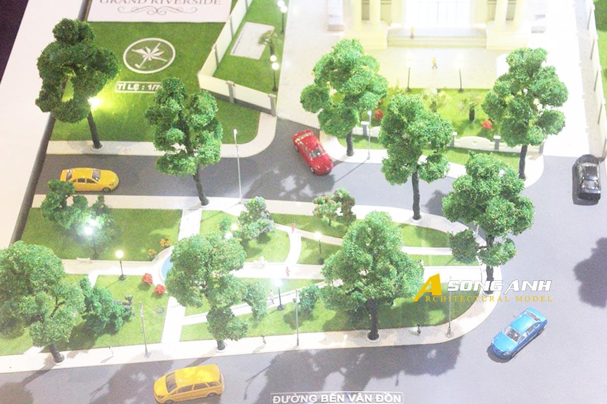 dự án grand riverside quận 4