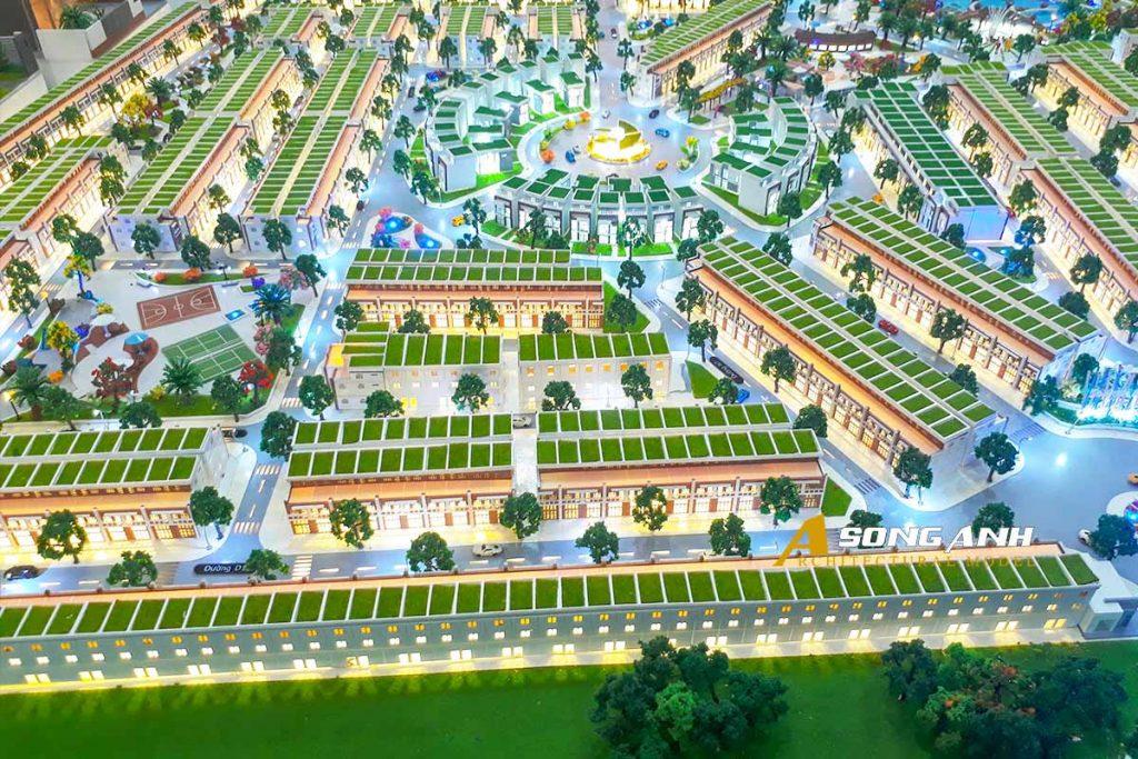 dự án saigon riverpark long an