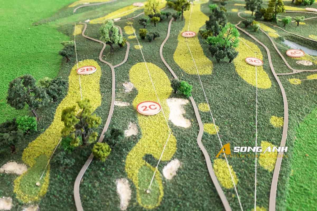 dự án sân golf tại newzealand