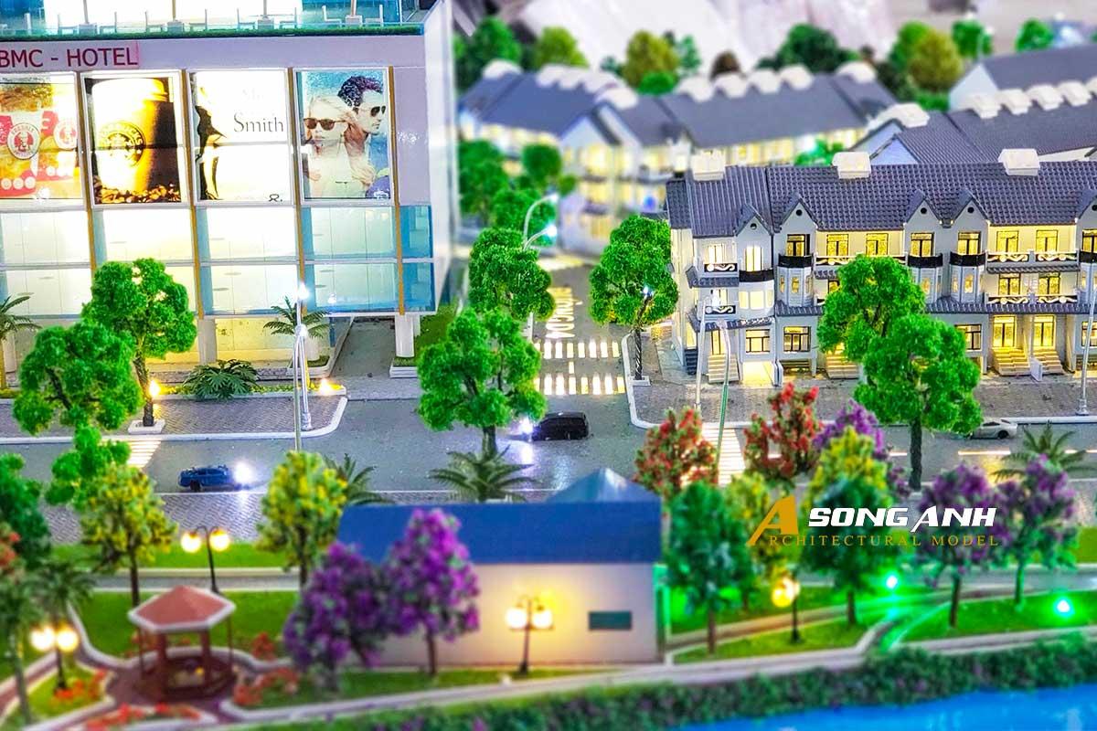 dự án trung tâm thương mại khách sạn bmc hà tĩnh